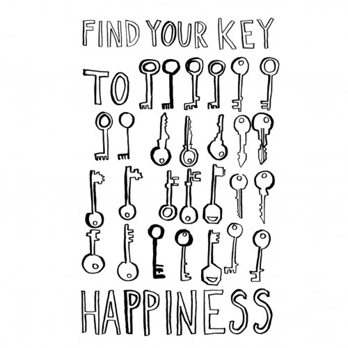 key happiness design