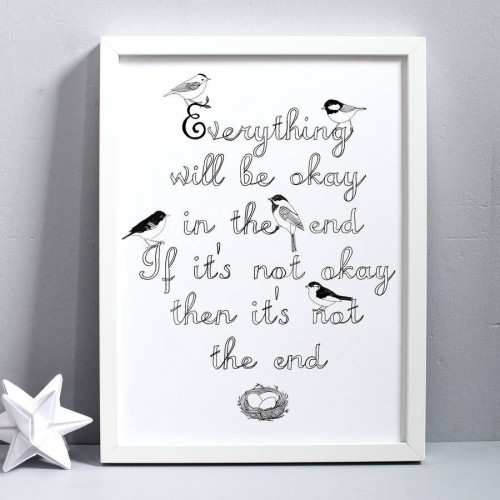original everything will be okay print 1024x1024