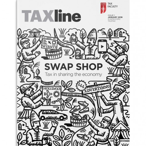taxline cover